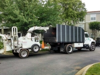 Stump Grinders Tree Service, Inc. Wood Chipper