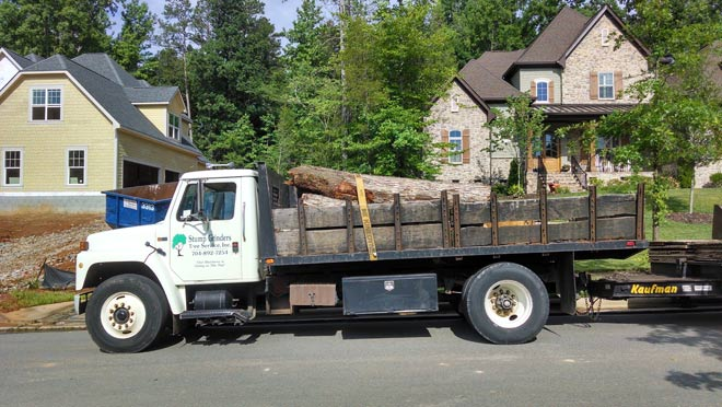 Lot Clearing Trees, Shrubs and Brush Removal Services